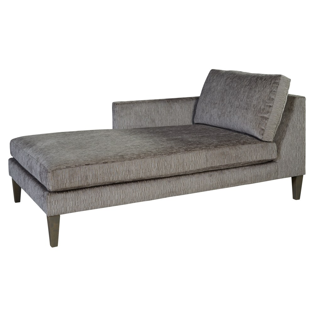 Image for 174143 Metro Track Arm Chaise LAF from Hekman Official Website