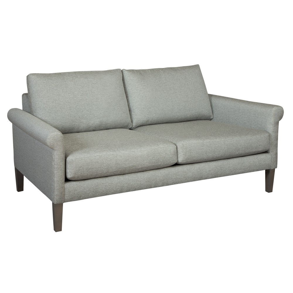 "Image for 174265 Metro 65"" Rolled Arm Sofa from Hekman Official Website"