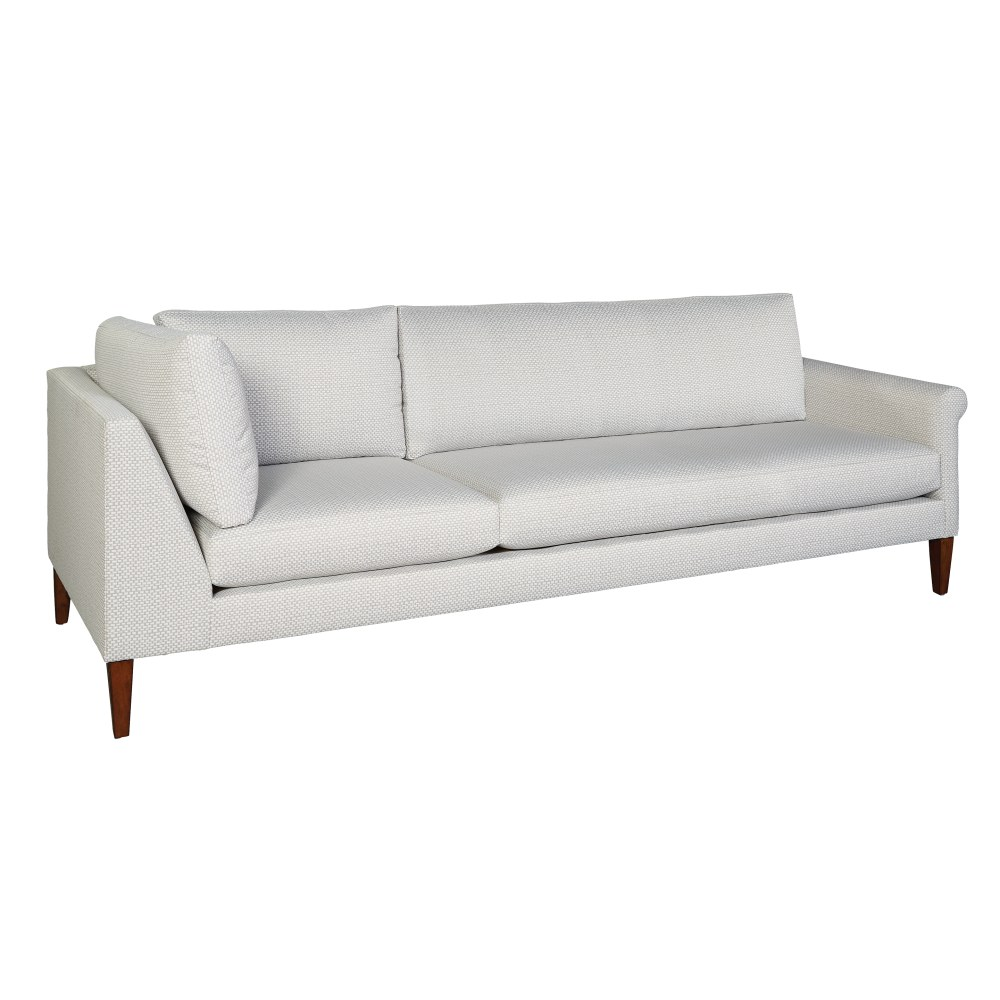 Image for 174290 Metro Rolled Arm Corner Sofa RAF from Hekman Official Website
