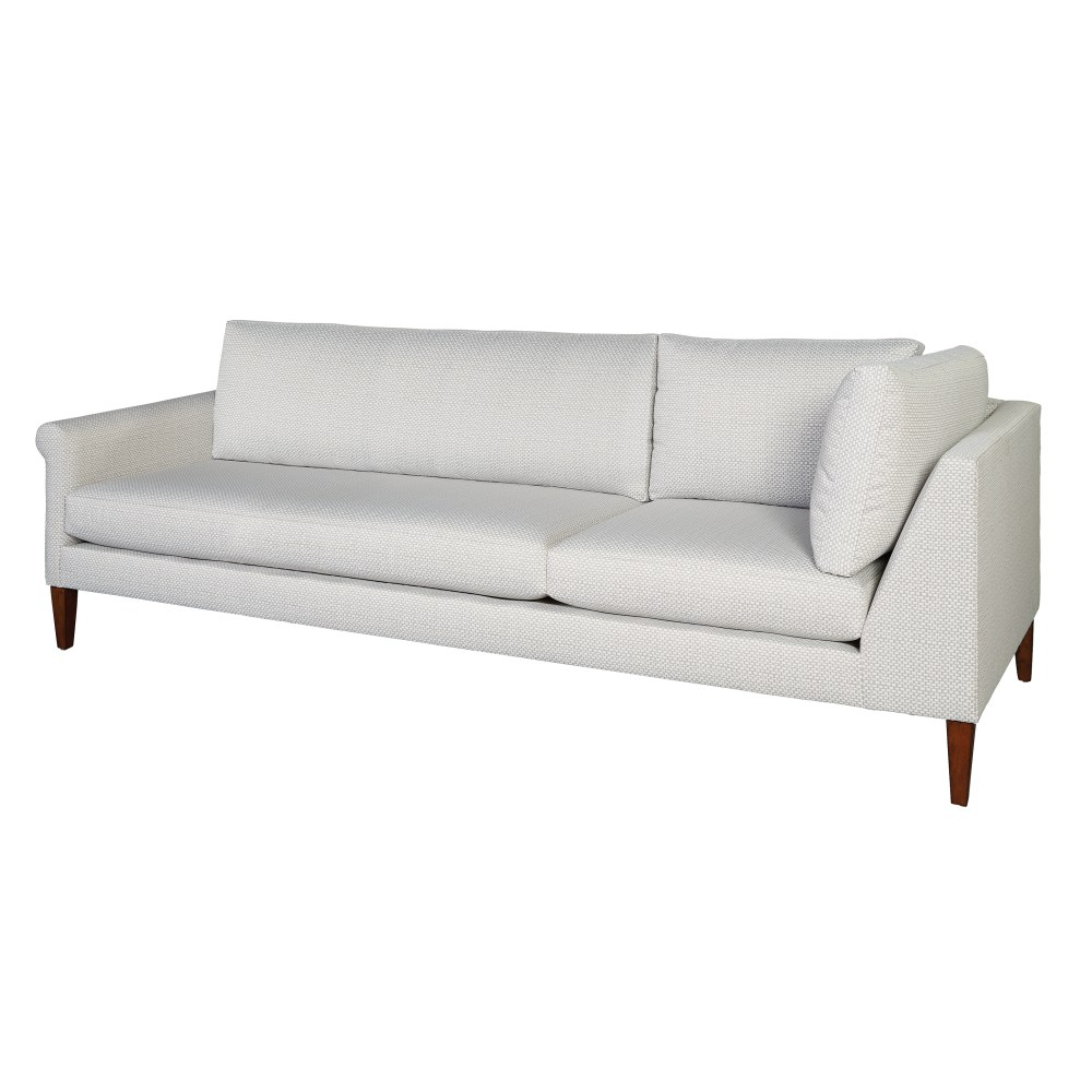 Image for 174291 Metro Rolled Arm Corner Sofa LAF from Hekman Official Website