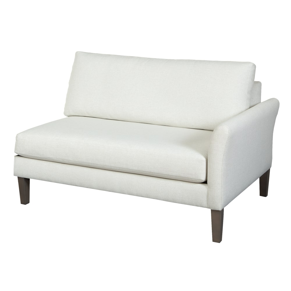 Image for 174362 Metro Flared Arm Single Arm Sofa RAF from Hekman Official Website