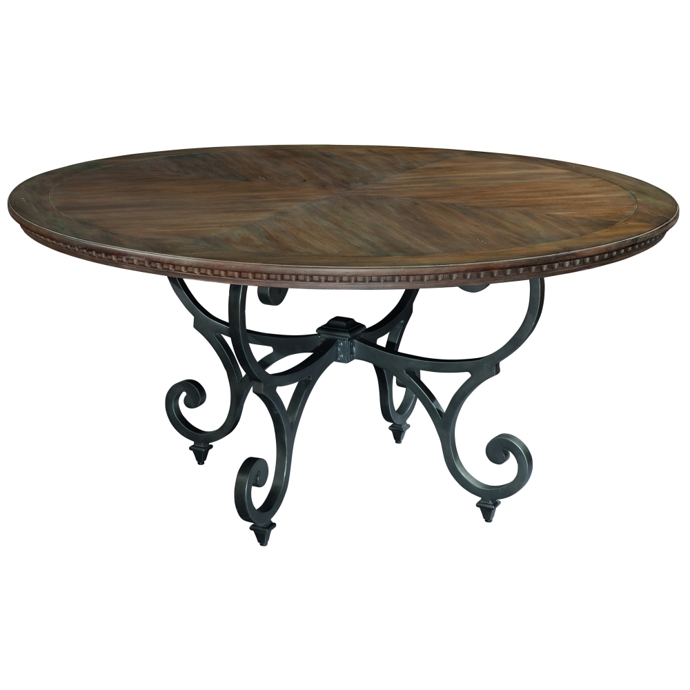 Image for 1-9221 Turtle Creek Round Dining Table from Hekman Official Website