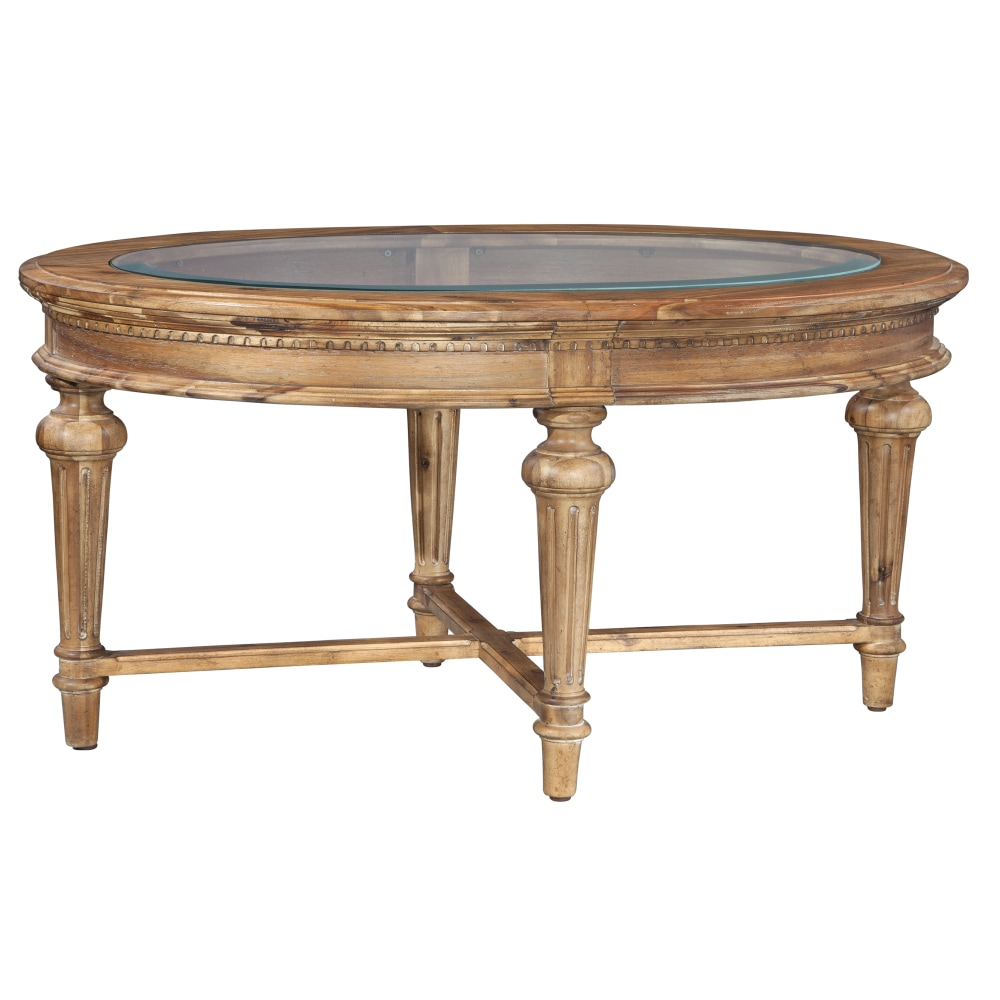 Image for 2-3300 Wellington Hall Oval Coffee Table from Hekman Official Website