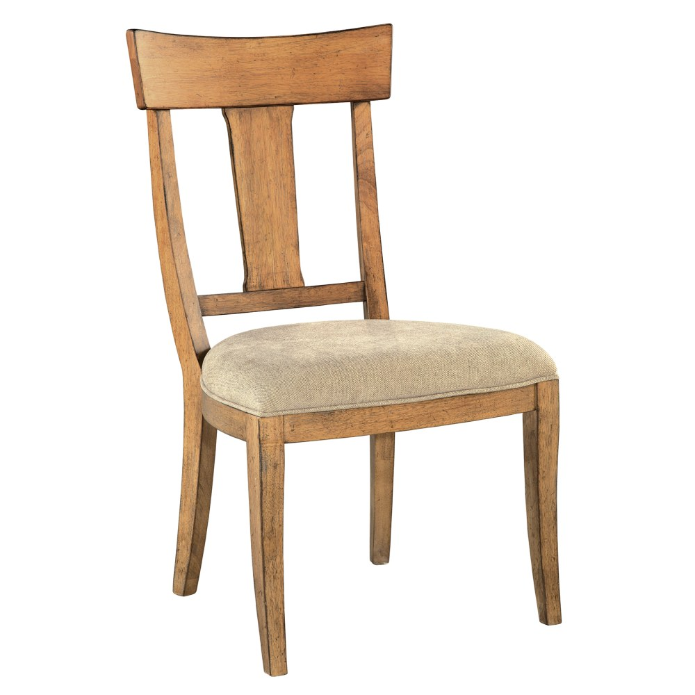 Image for 2-3323 Wellington Hall Wood Back Side Chair from Hekman Official Website