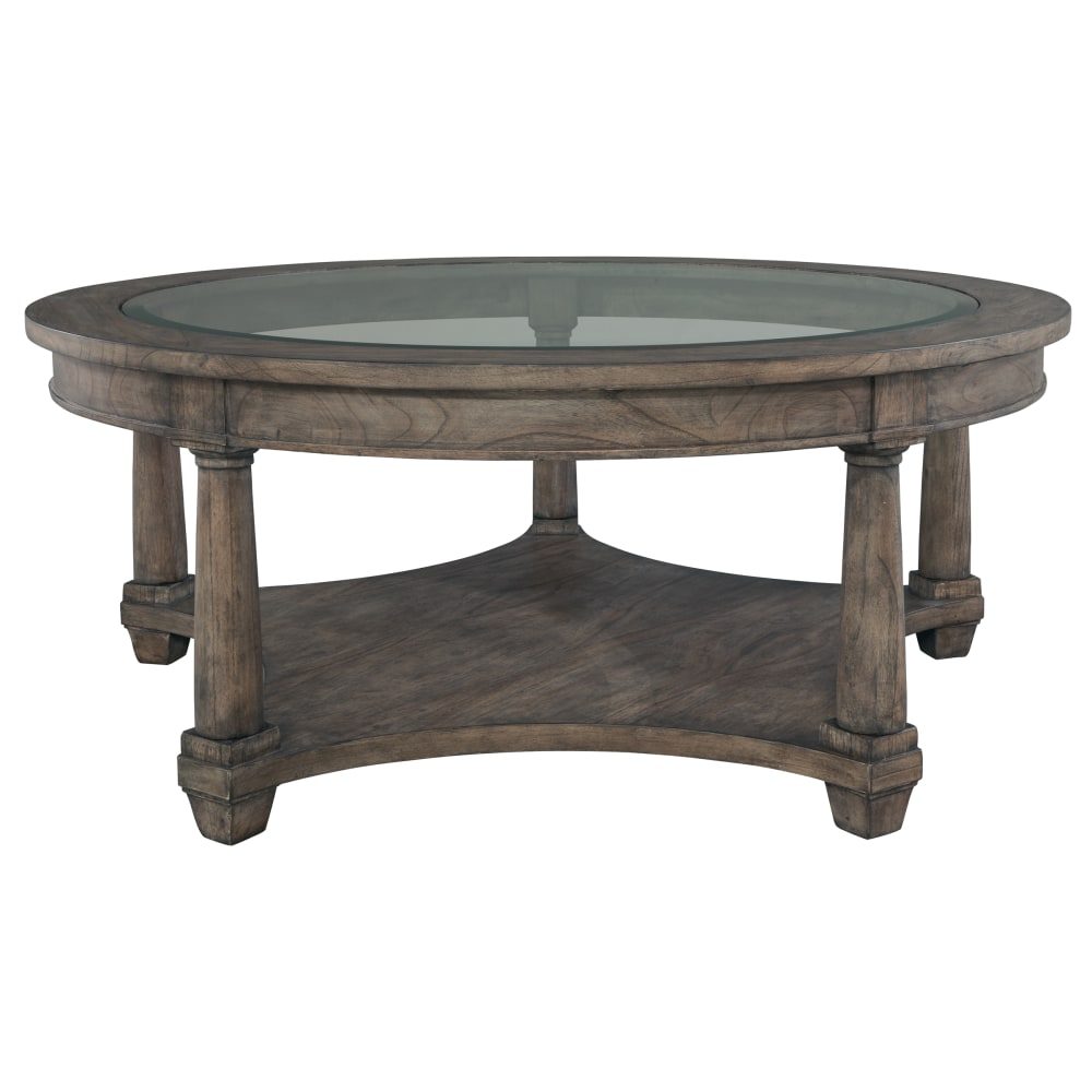 Image for 2-3502 Lincoln Park Round Coffee Table from Hekman Official Website