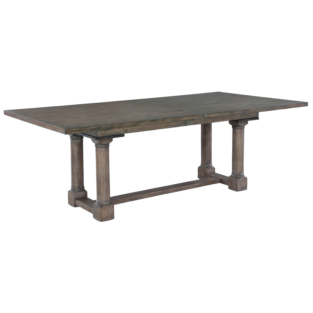 Image for 2-3520 Lincoln Park Trestle Dining Table from Hekman Official Website