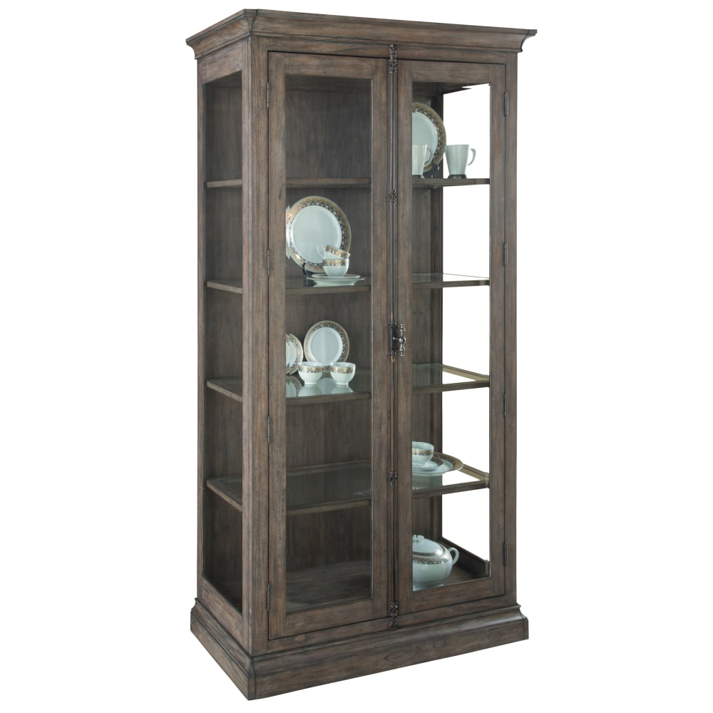 Image for 2-3528 Lincoln Park Display Cabinet from Hekman Official Website
