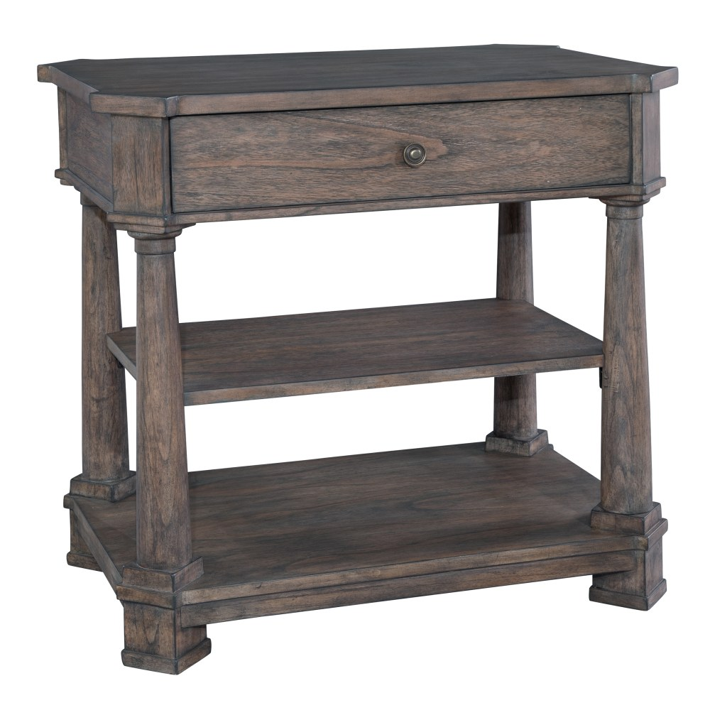 Image for 2-3564 Lincoln Park Single Drawer Night Stand from Hekman Official Website