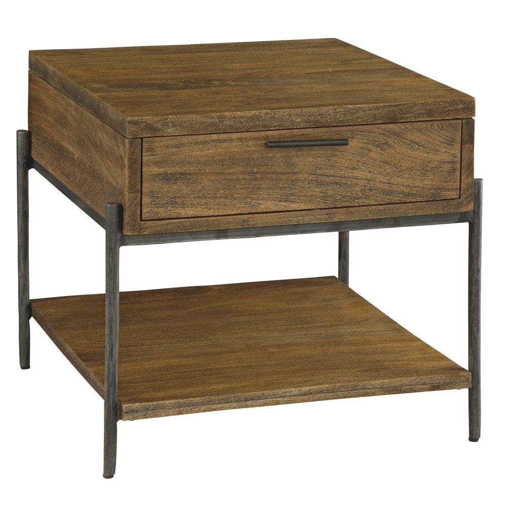 Image for 2-3703 Bedford Park End Table with Drawer from Hekman Official Website
