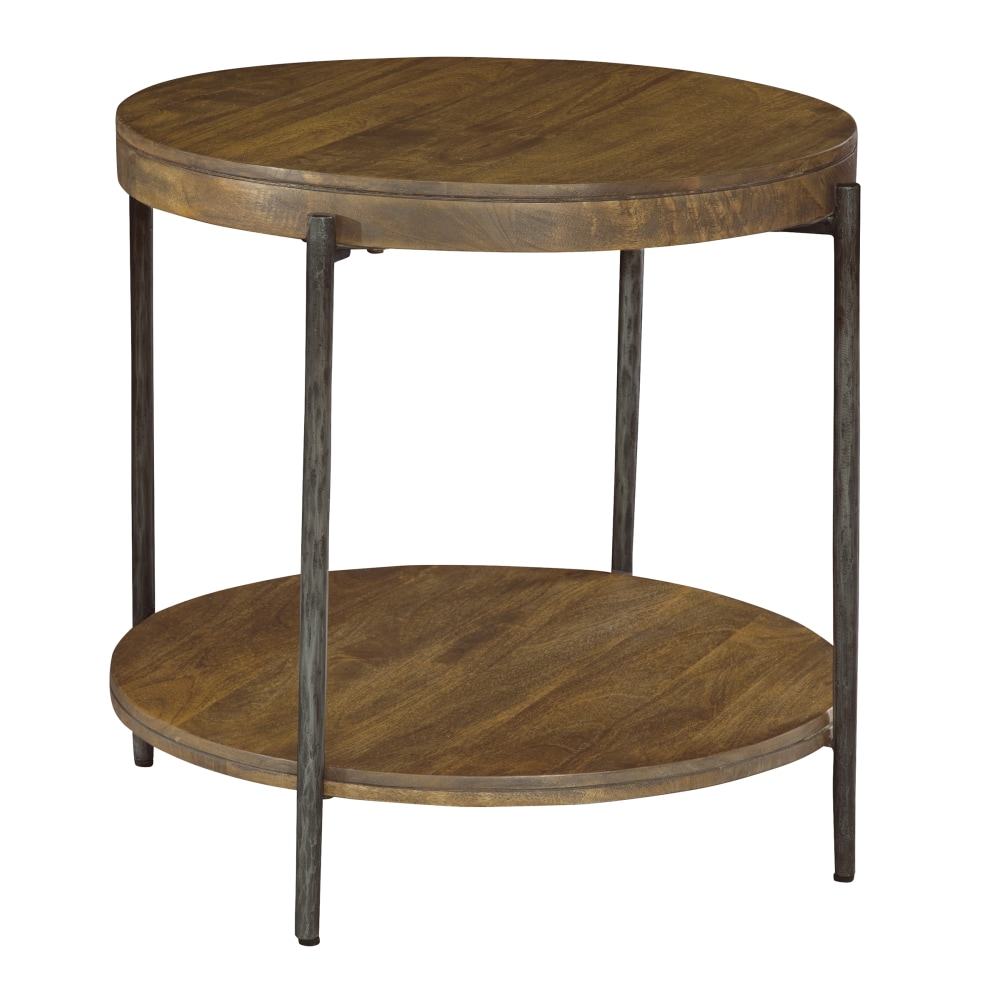 Image for 2-3704 Bedford Park Round Side Table from Hekman Official Website