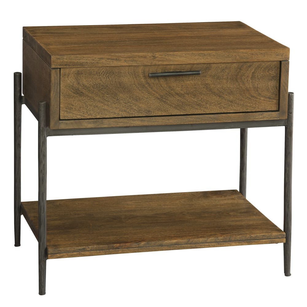 Image for 2-3764 Bedford Park Single Drawer Night Stand from Hekman Official Website