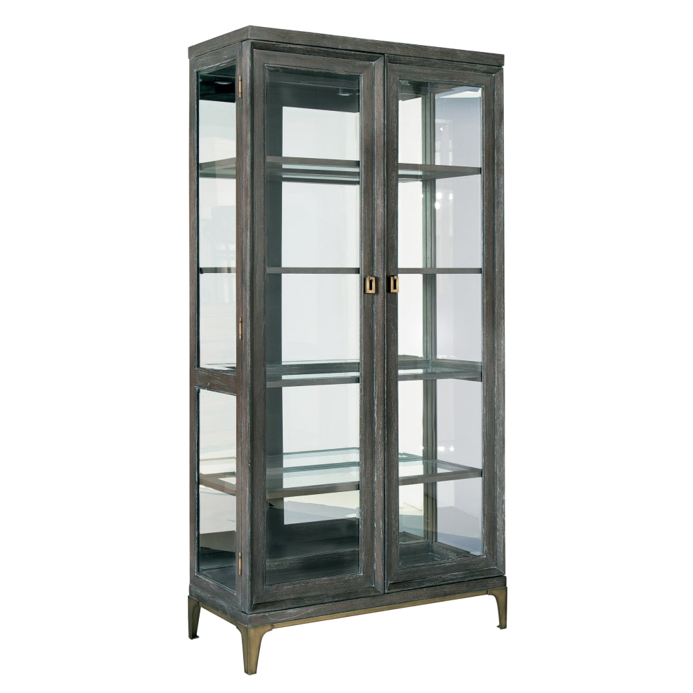 Image for 2-3827 Edgewater Display Cabinet from Hekman Official Website