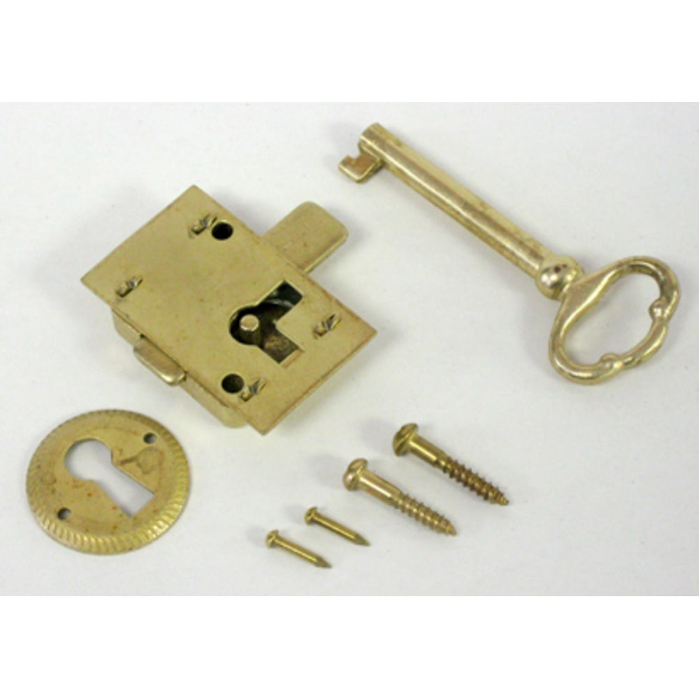 Image for Old Style Lock & Key Set, 240328 from Howard Miller Parts Store