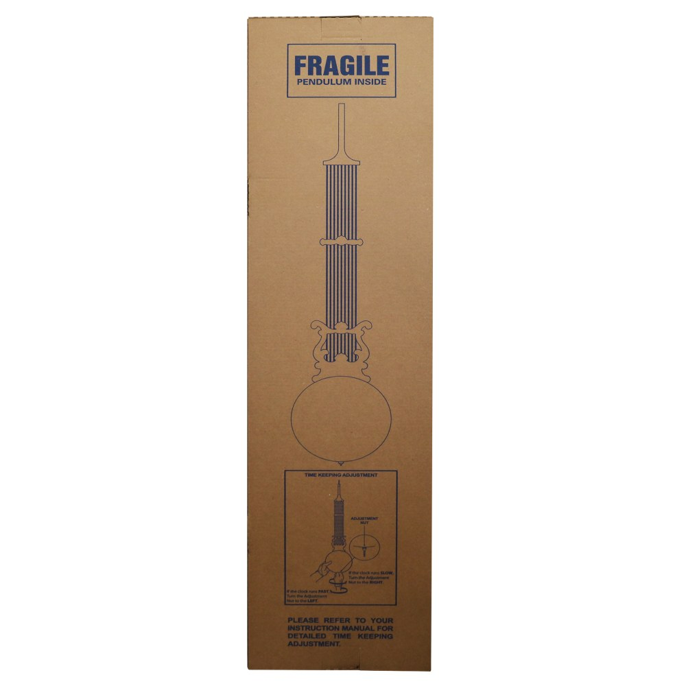 Image for 220/275mm Pendulum Carton, 241020 from Howard Miller Parts Store