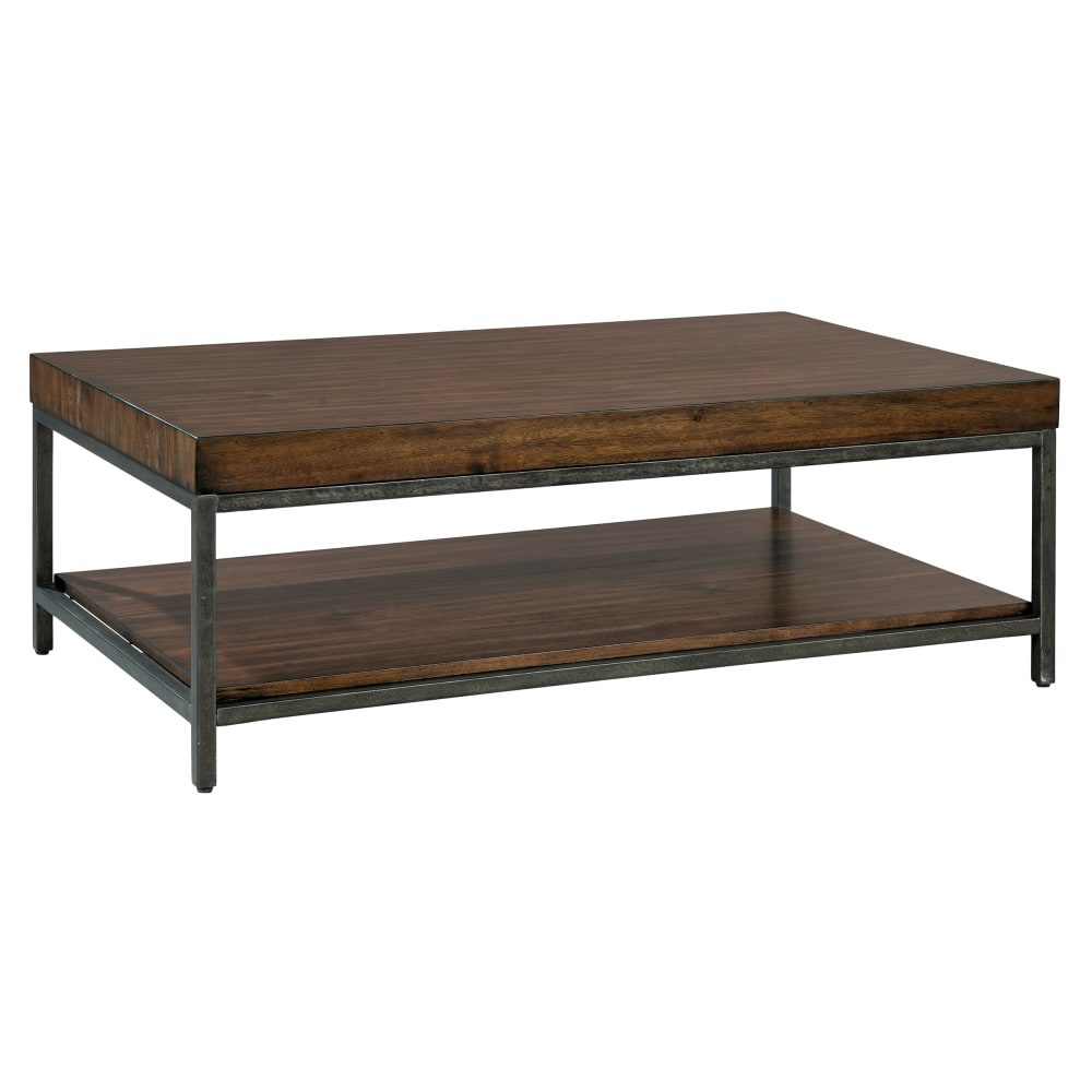 Image for 2-4301 Monterey Point Planked Top Rectangular Coffee Table from Hekman Official Website