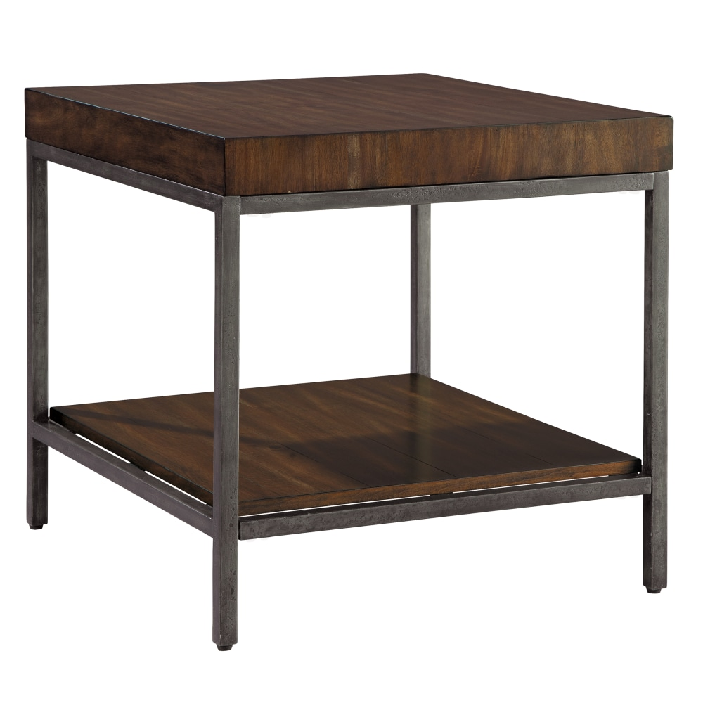 Image for 2-4303 Monterey Point Planked Top End Table from Hekman Official Website