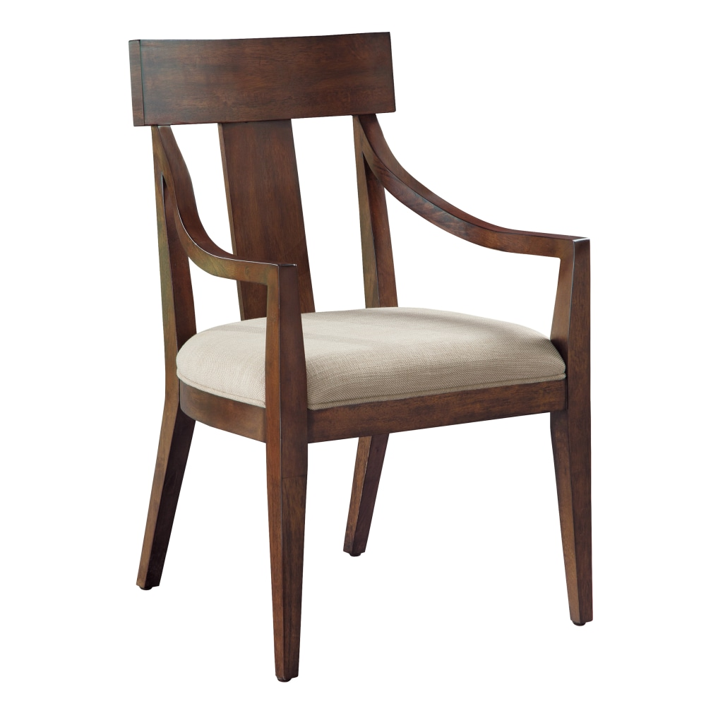 Image for 2-4322 Monterey Point Splat Back Arm Chair from Hekman Official Website