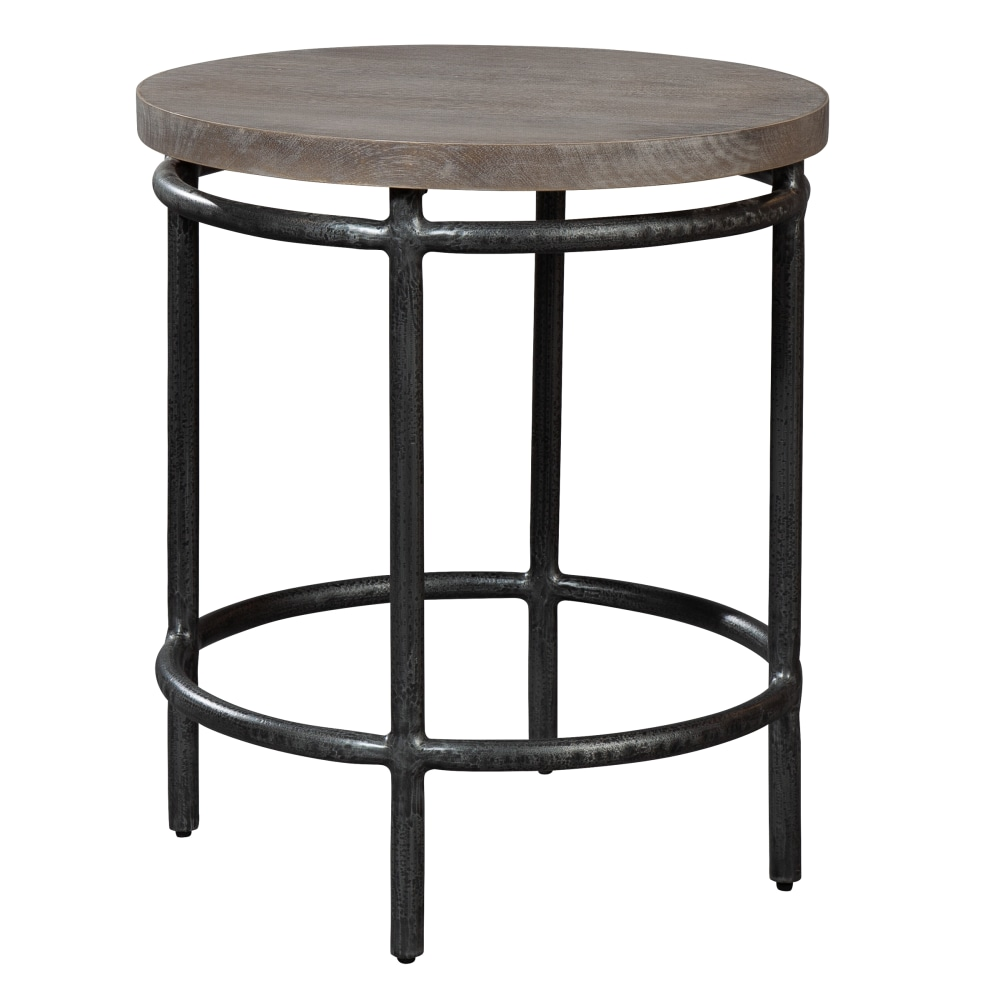 Image for 2-4505 Sedona Round End Table from Hekman Official Website