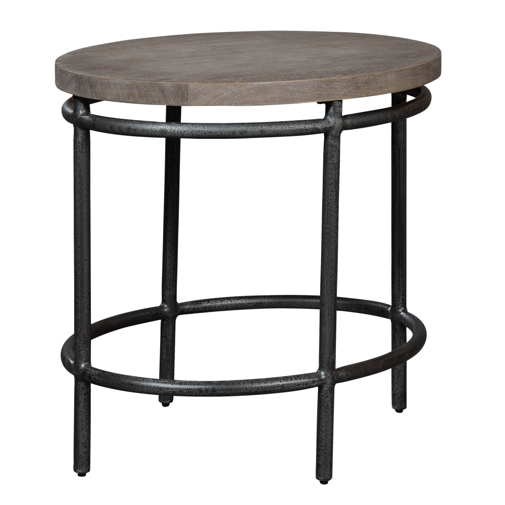 Image for 2-4506 Sedona Oval End Table from Hekman Official Website