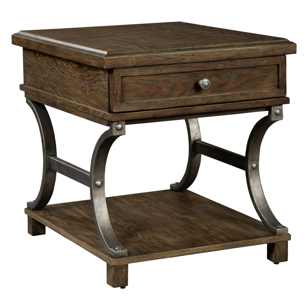 Image for 2-4806 Wexford Drawer Lamp Table from Hekman Official Website