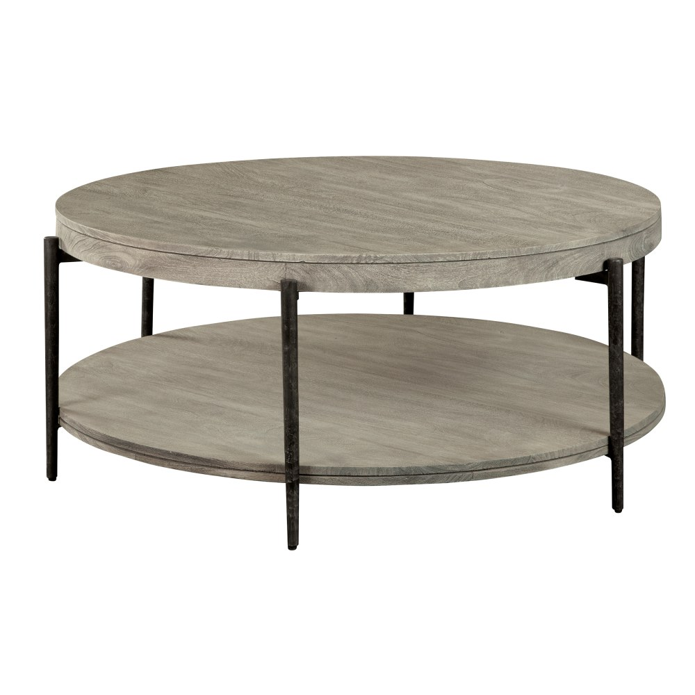 Image for Hekman Furniture Bedford Park Round Mango Coffee Table 24902 from Hekman Official Website