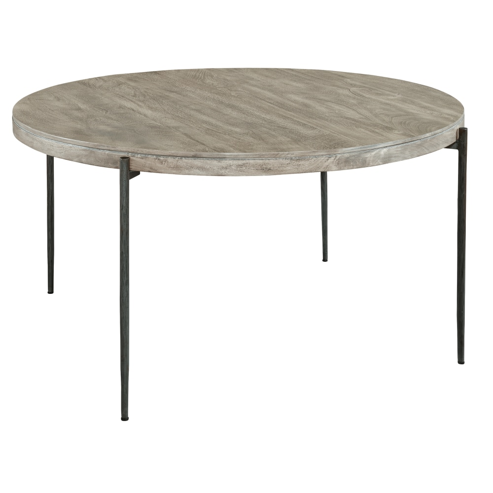Image for Hekman Furniture Bedford Park Gray Round Dining Table 24921 from Hekman Official Website