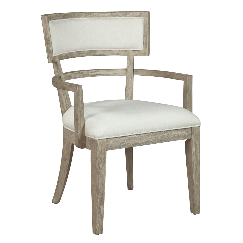 Image for Hekman Furniture Bedford Park Gray Arm Chair 24922 from Hekman Official Website