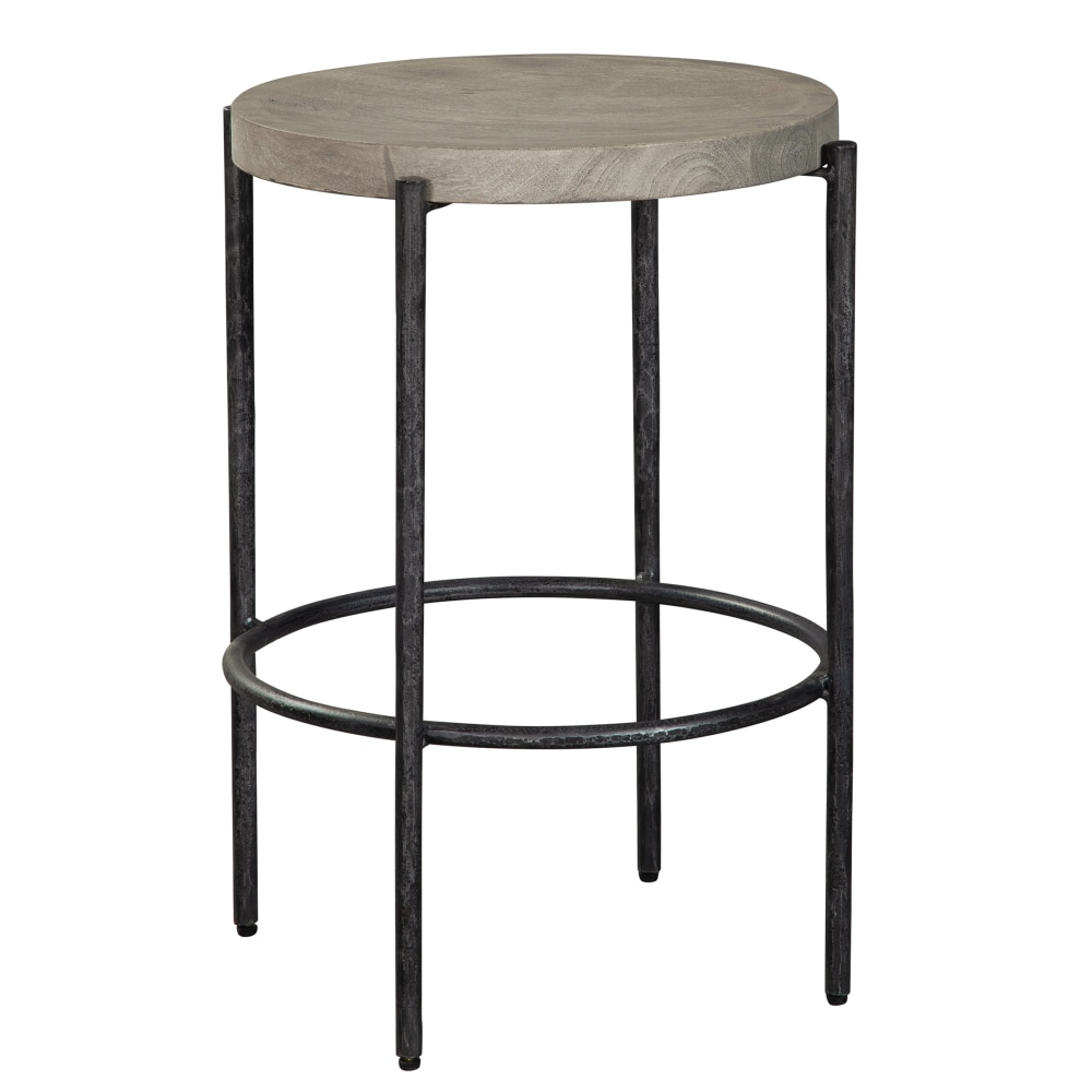 Image for Hekman Furniture Bedford Park Gray Pub Stool 24929 from Hekman Official Website