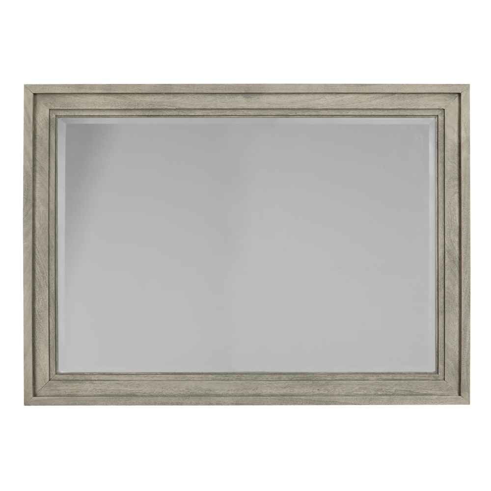 Image for Hekman Furniture Bedford Park Gray Mirror 24968 from Hekman Official Website