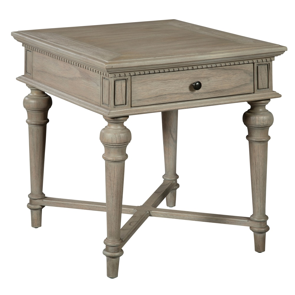 Image for 25204 Wellington Estates End Table With Drawer from Hekman Official Website