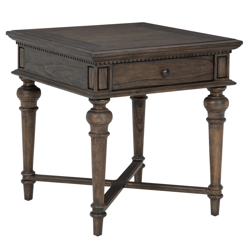Image for 25404 Wellington Estates End Table With Drawer from Hekman Official Website