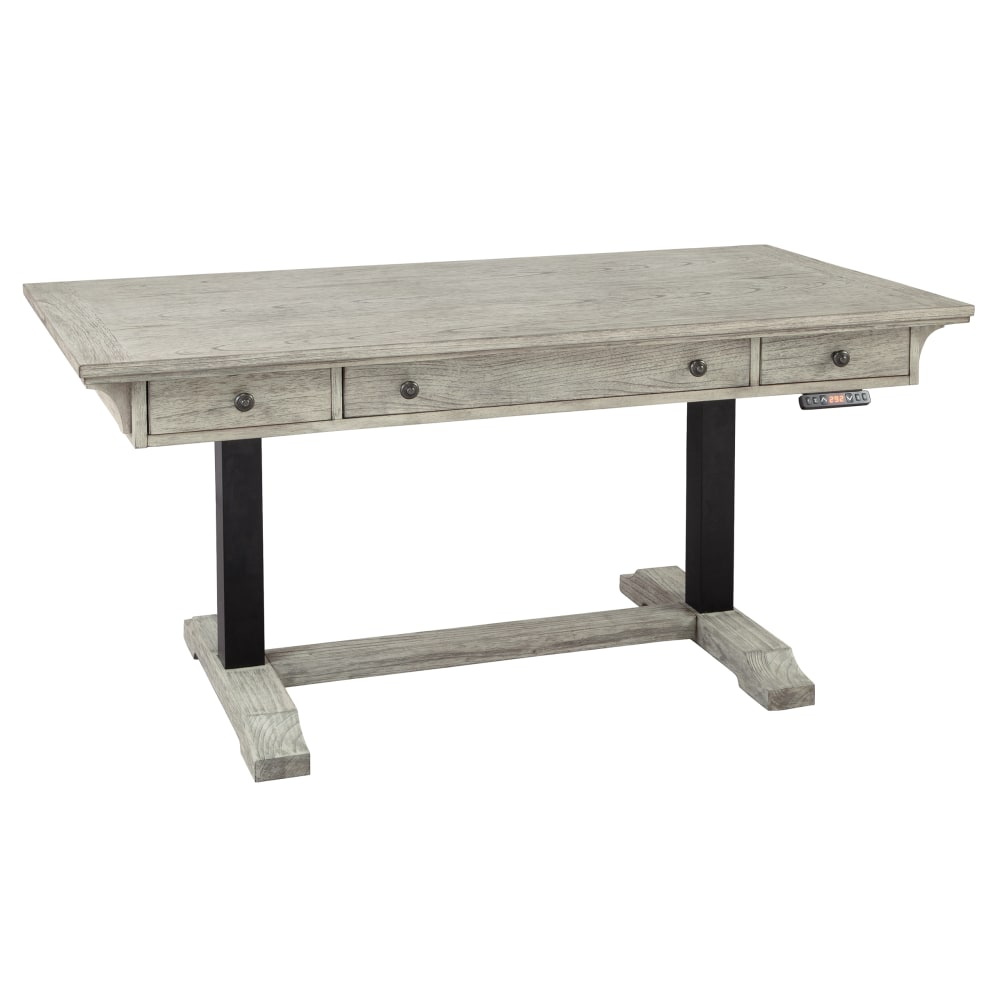 Image for 2-7978 office@home Grand Junction Adjustable Height Desk from Hekman Official Website