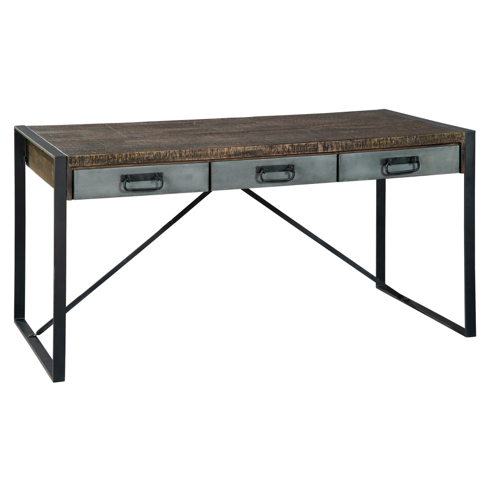 Image for 2-8053 office@home Pittsburgh Industrial Desk from Hekman Official Website