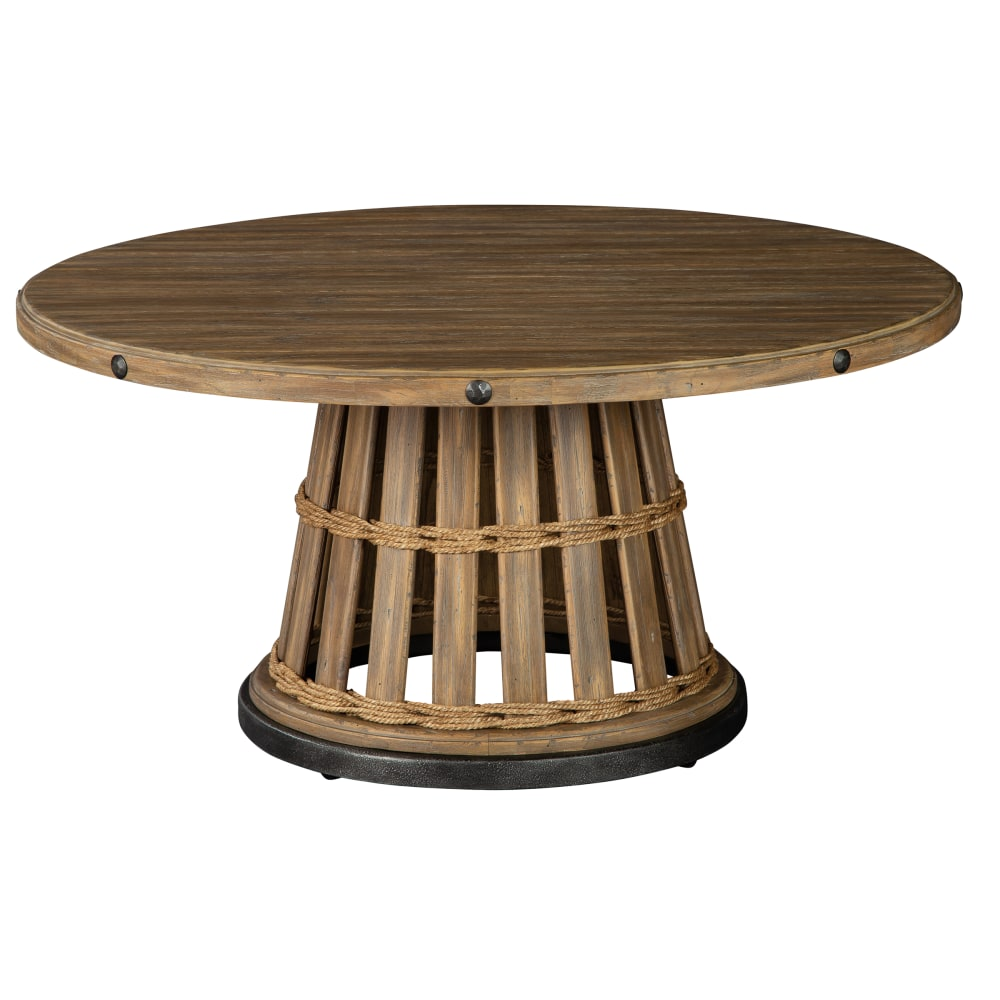 Image for 2-8328 Shoreline Round Coffee Table from Hekman Official Website