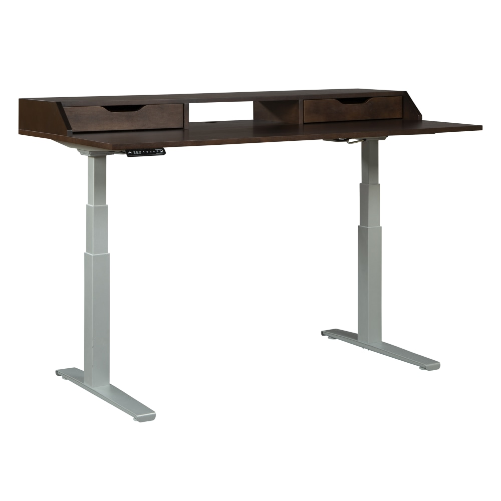 Image for 28481 CUSTOM Top-Storage Adjustable Height Desk from Hekman Official Website