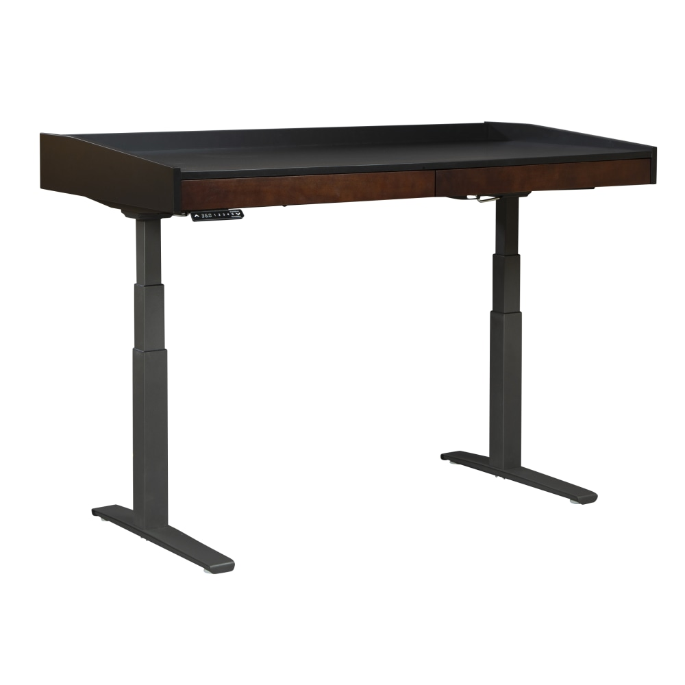 Image for 28482 CUSTOM Two-Drawer Adjustable Height Desk from Hekman Official Website