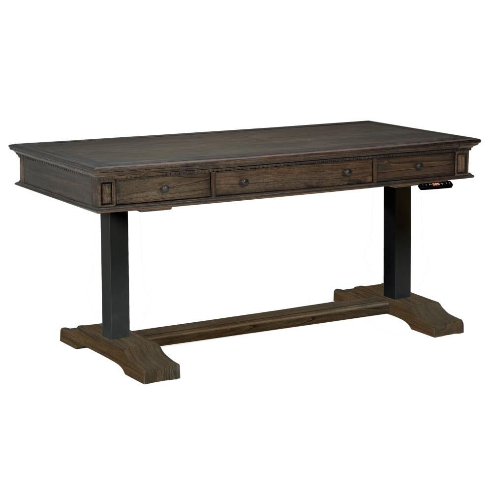 Image for 28493 Wellington Estates Adjustable Height Desk from Hekman Official Website