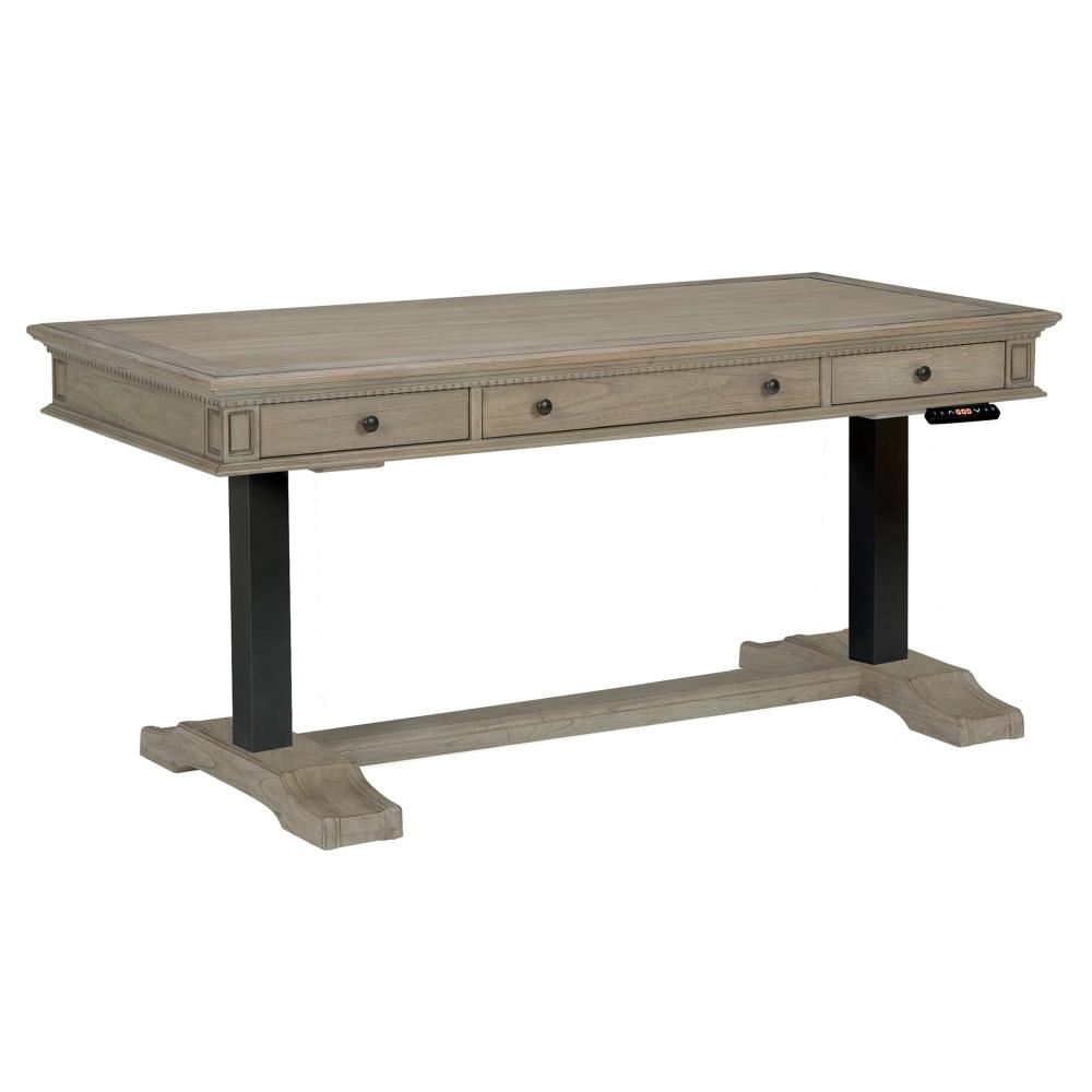 Image for 28494 Wellington Estates Adjustable Height Desk from Hekman Official Website