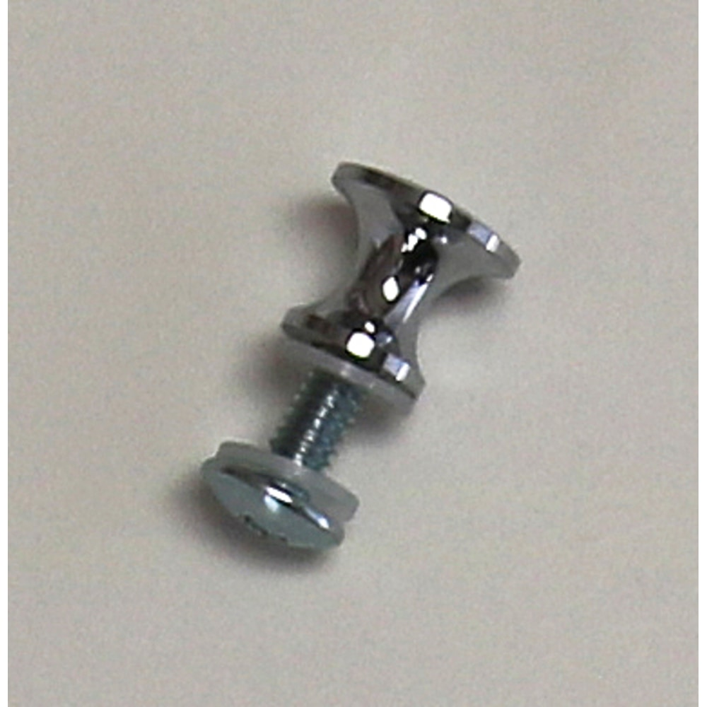 Image for Access Panel Knob 390037, Chrome from Howard Miller Parts Store