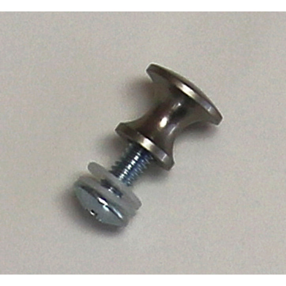 Image for Access Panel Knob, 390745, Brushed Nickel from Howard Miller Parts Store