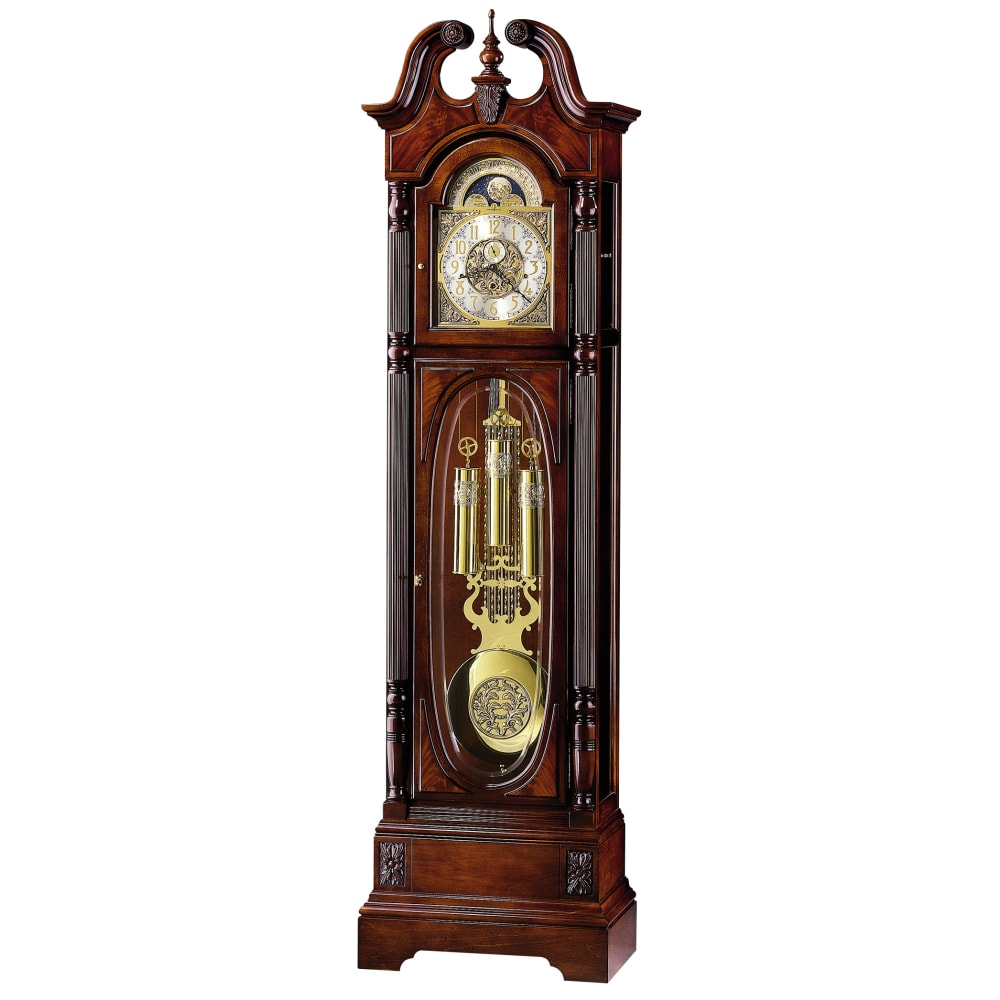 Image for Howard Miller Stewart Grandfather Clock 610948 from Howard Miller Official Website