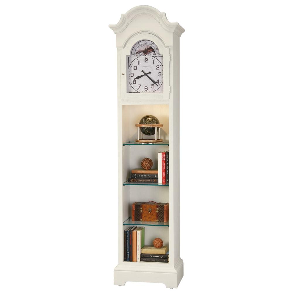 Image for Howard Miller Isadora II Wooden Floor Clock 611301 from Howard Miller Official Website