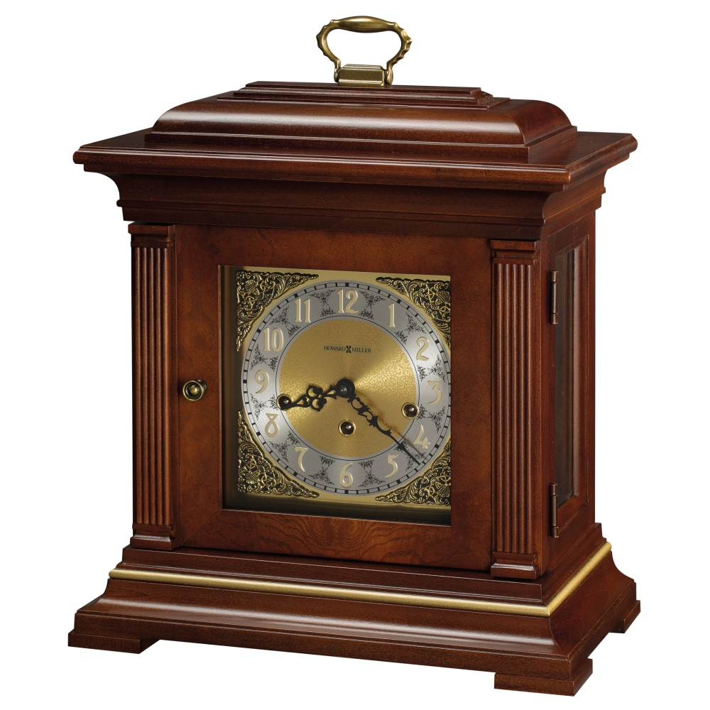 Image for Howard Miller Thomas Tompion Mantel Clock 612436 from Howard Miller Official Website