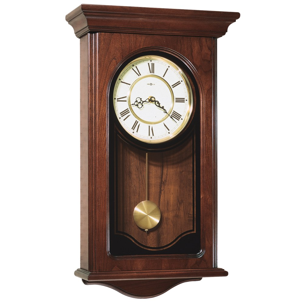 Image for Howard Miller Orland Chiming Wall Clock 613164 from Howard Miller Official Website