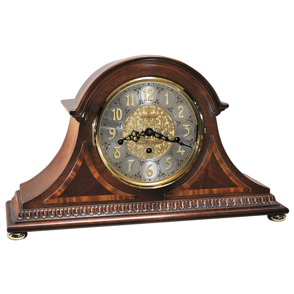 Image for Howard Miller Webster Mantel Clock 613559 from Howard Miller Official Website
