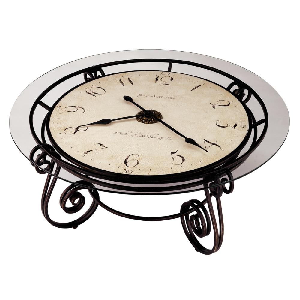 Image for Howard Miller Ravenna Oversized Clock Table 615010 from Howard Miller Official Website