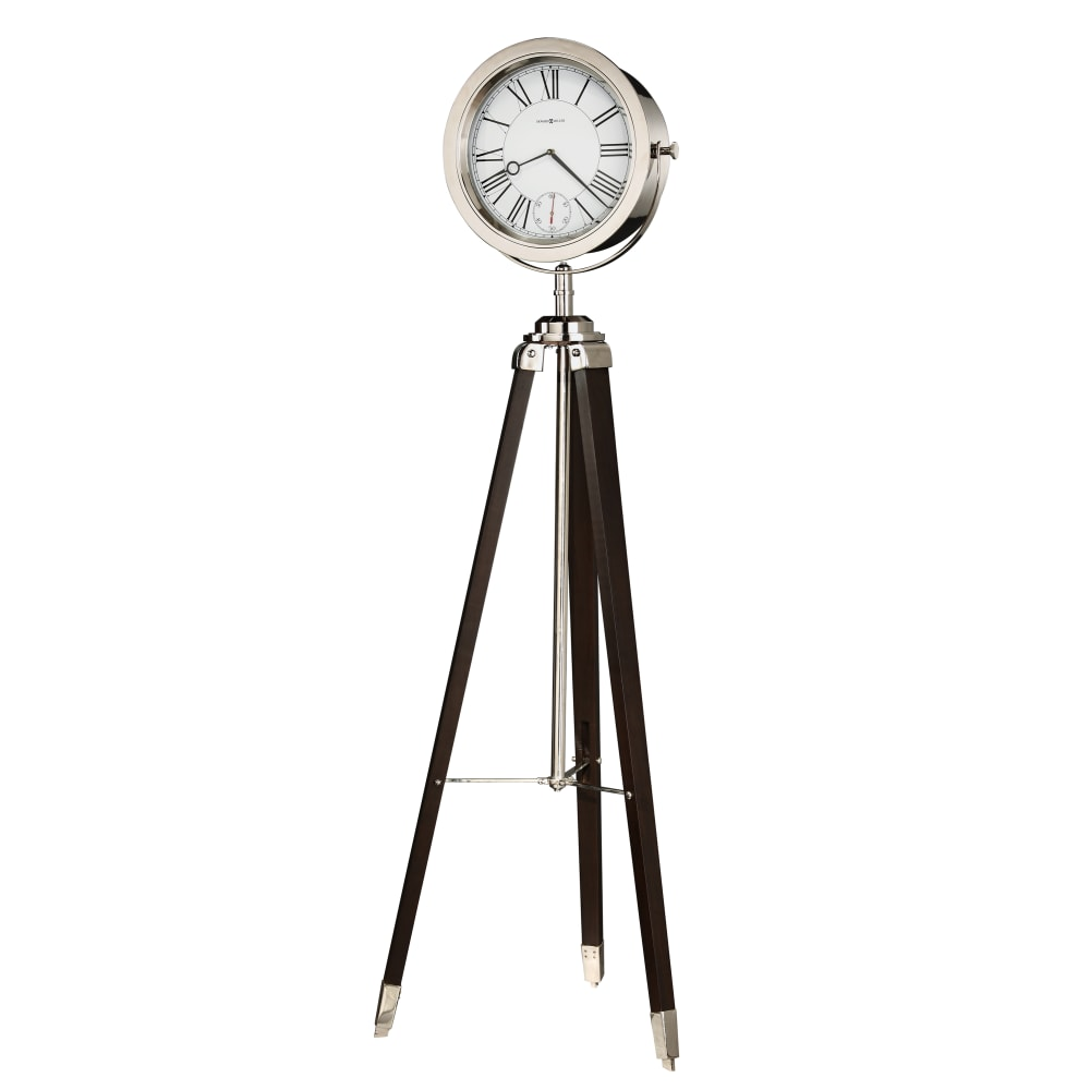 Image for Howard Miller Surveyor II Floor Clock 615084 from Howard Miller Official Website