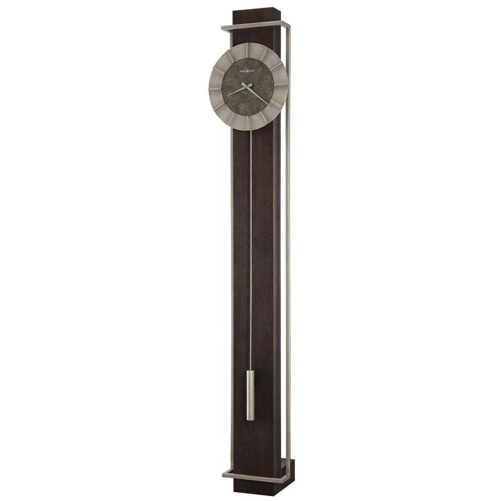 Image for Howard Miller Oscar Contemporary Floor Clock 615128 from Howard Miller Official Website