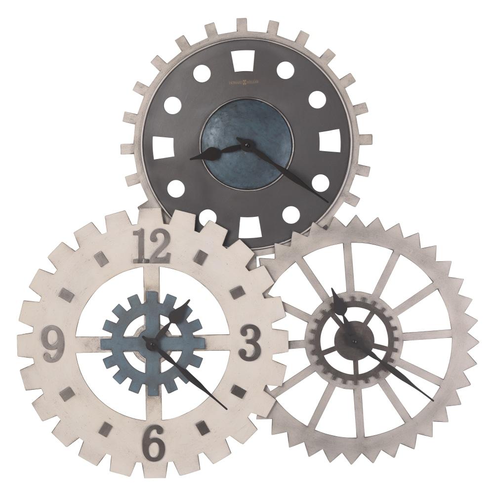 Image for Howard Miller Cogwheel I Oversized Wall Clock 625725 from Howard Miller Official Website