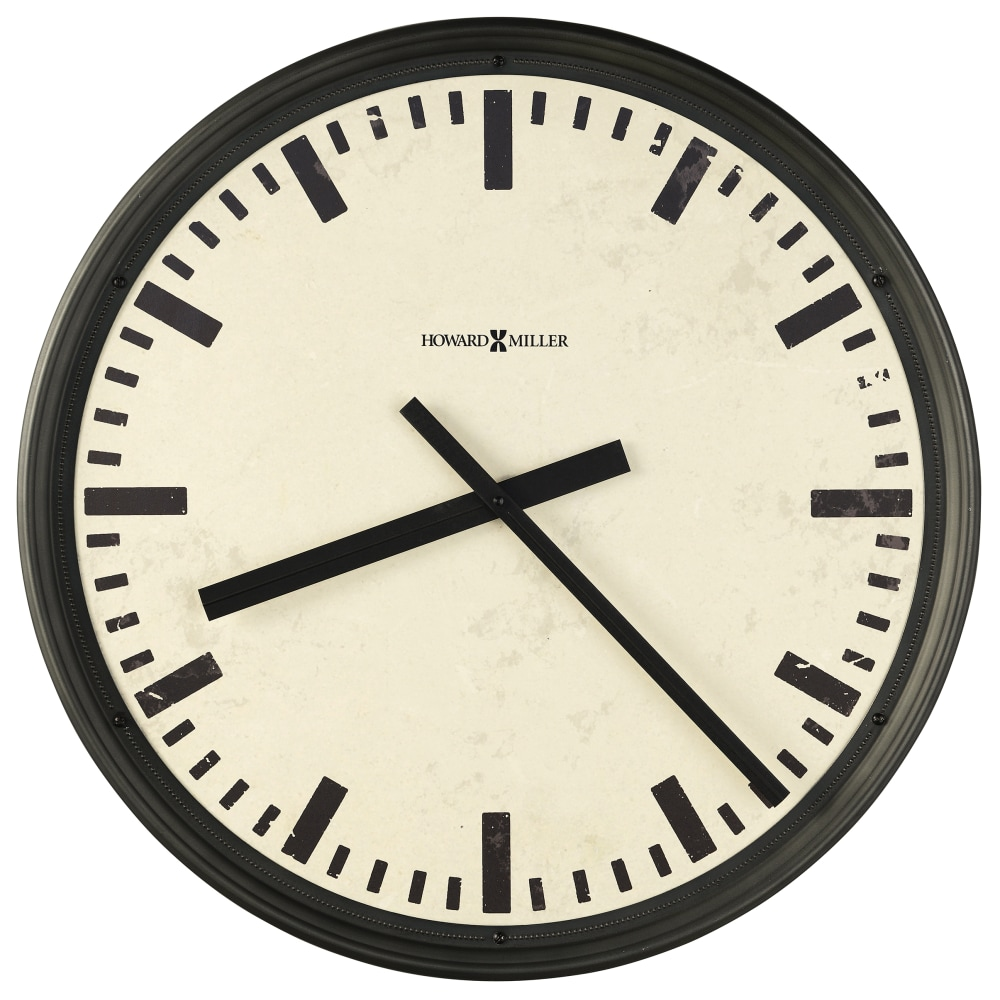 Image for Howard Miller Conklin Oversized Wall Clock 625730 from Howard Miller Official Website